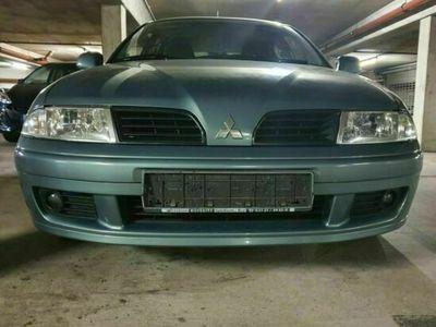 gebraucht Mitsubishi Carisma 1.6 Lim. Klima, Sitzhei... als Limousine in Mühlenberg