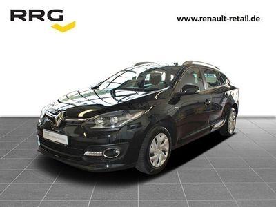 gebraucht Renault Mégane Grandtour dCi 110 Limited Klima + Tempoma