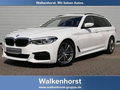 gebraucht BMW 530 d M Sport Touring EU6d-T LED Navi HUD Pano AHK 559�*mtl.