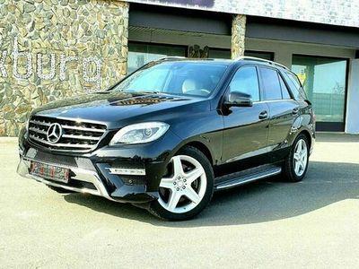 gebraucht Mercedes ML500 M -Klasse AWD/LUFTFEDERUNG/AMG/H&K/KAMERA/TV