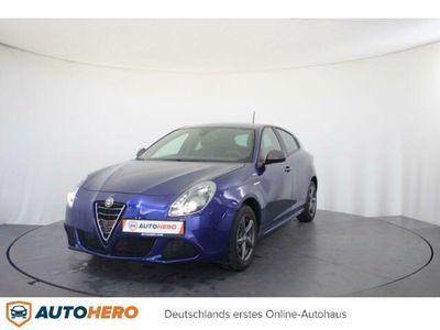 gebraucht Alfa Romeo Giulietta 1.4 Turbo Sprint*Alcantara*PDC*
