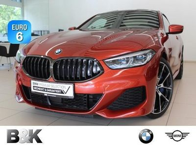 käytetty BMW 840 d xDrive Coupé M Sport Leas ab 1149 EUR o.A.