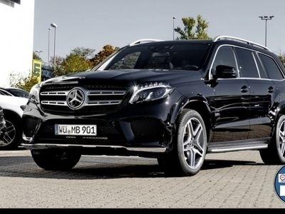 gebraucht Mercedes GLS350 d 4M 9G AMG 360° Fahrassistenz Pano-SD