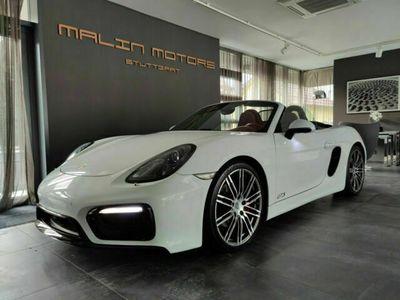 gebraucht Porsche Boxster GTS PDK *KLAPPE*BOSE*CHRONO*PASM* als Cabrio/Roadster in Stuttgart