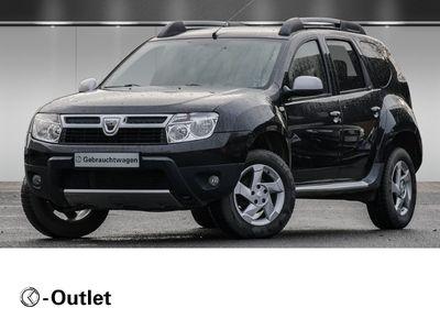 gebraucht Dacia Duster 1.6 Prestige LEDER/KLIMA/ALU
