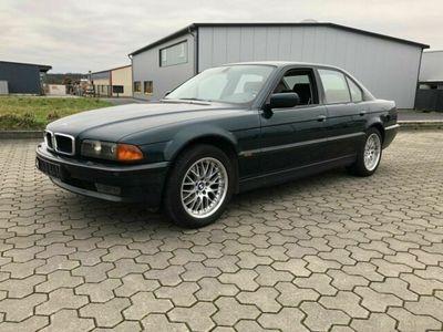 gebraucht BMW 728 i E38 3.Hand Scheckheft gepflegt TÜV neu