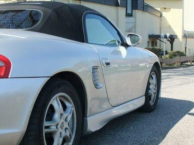 gebraucht Porsche Boxster 2,7 Liter Facelift