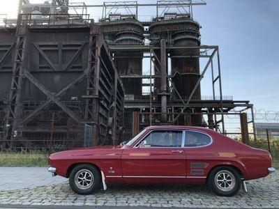 gebraucht Ford Capri 1700 GT mit XL Ausstattung