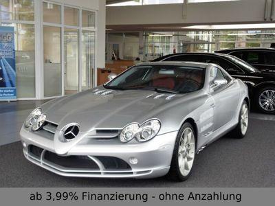 gebraucht Mercedes SLR McLaren Sammlerfahrzeug *77km*