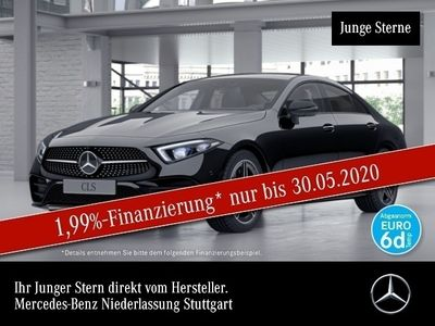 gebraucht Mercedes CLS400 Cp. d 4M AMG WideScreen 360° Stdhzg AHK