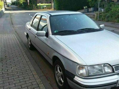 gebraucht Ford Sierra D, silber, Bj. 1992 Euro 2 mi...