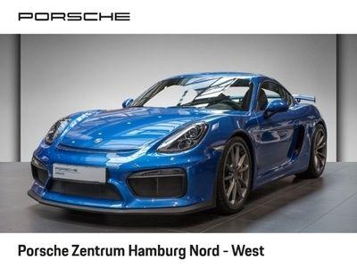 gebraucht Porsche Cayman GT4 3.8 PCCB Sportabgasanlage 20-Zoll