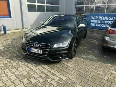 gebraucht Audi A7 3.0 tdi sline acc Luft neue bilder