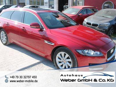gebraucht Jaguar XF 20d 2.0 *4WD*Sportbrake*Automatik*Prestige*St