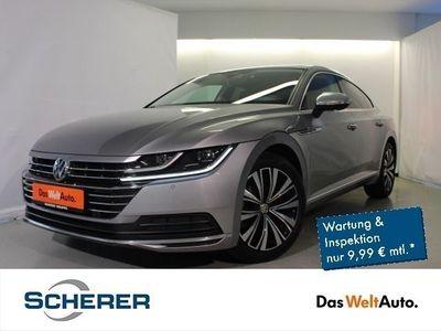 gebraucht VW Arteon Elegance 2.0 TDI 4Motion, LEASINGSONDERAKTION*, KLIMA, NAVI, SHZ, EPH,ALU