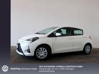 gebraucht Toyota Yaris 15-Dual-VVT-iE