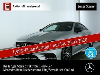 gebraucht Mercedes E300 Cp. AMG WideScreen Pano Burmester COMAND LED