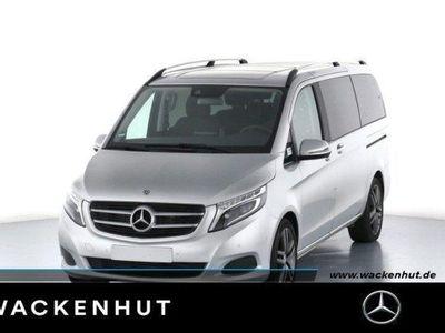 gebraucht Mercedes V250 d ED Lang Navi, LED,AHK,Kamera,Easy-Pack Autom.