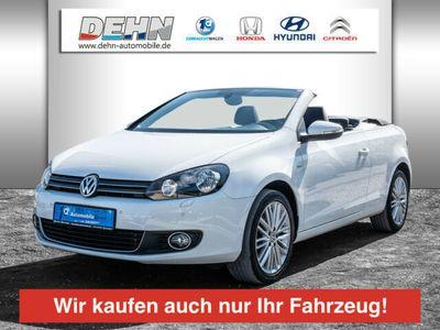 gebraucht VW Golf Cabriolet VI 1.2 TSI CUP Alu/PDC/SHZ