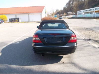 gebraucht Mercedes CLK200 Cabrio Kompressor Automatik Avantgarde