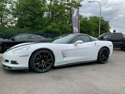 gebraucht Corvette C6 Coupe LS3 Top gepflegt