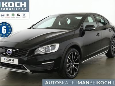 gebraucht Volvo S60 CC Cross CountryS60 D4 AWD Aut Pro IntelliS Kamera Sdhzg onCall