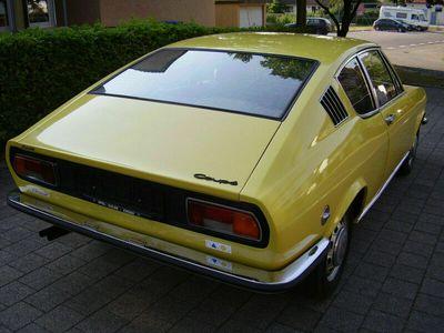 """gebraucht Audi 100 Coupés S """"traumhafte Schönheit"""" Historie !"""