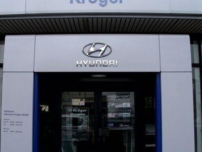 gebraucht Hyundai Kona Trend 4WD 7-Gang-DCT/Sitzhzg./Rückfahrk. uvm