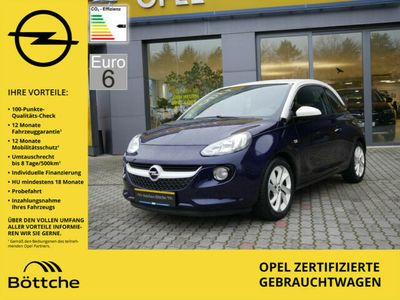 gebraucht Opel Adam 1.4 Unlimited PDC SHZ INTELLILINK EU6