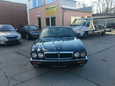 gebraucht Jaguar XJ6 3.2L Sport,Aut.1.HAND,LEDER,KLIMA,TOPZUSTAND