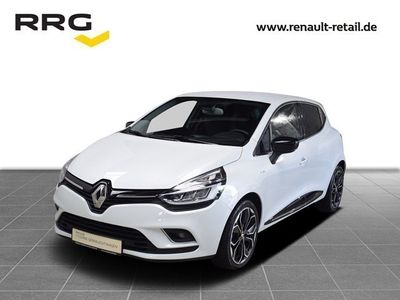 gebraucht Renault Clio IV Clio0.9 TCE 90 ECO² BOSE EDITION