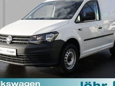 gebraucht VW Caddy 1.2 TSI Kasten EcoProfi AHK, Radio