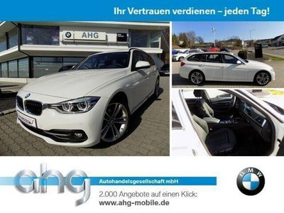 used BMW 320 i Touring Sport Line Aut. Navi Business PDC