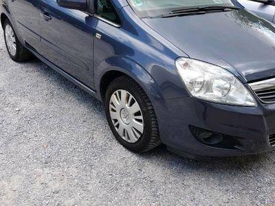 gebraucht Opel Zafira 7 sitze