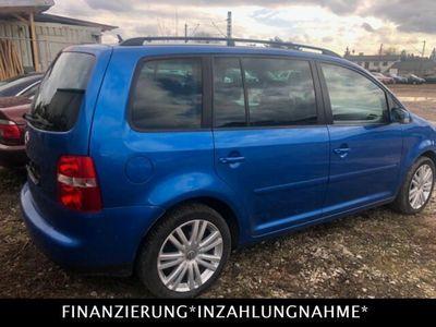 gebraucht VW Touran Highline Luxus Paket1,4 TSI*NAVI*
