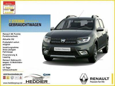 gebraucht Dacia Sandero Stepway Deal TCe 100 Eco-G*Klima+LPG