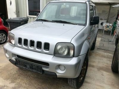 used Suzuki Jimny 4x4 Allrad