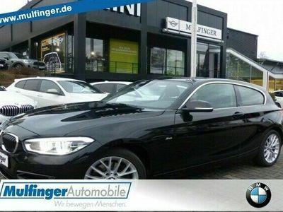 gebraucht BMW 125 i Sport Navi Aut. - Online Verkauf möglich!
