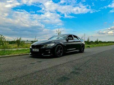 gebraucht BMW 428 Gran Coupé i     M-Performance als Sportwagen/Coupé in Duisburg