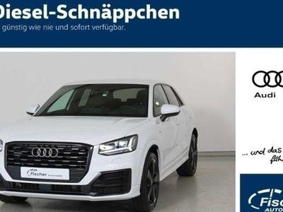 gebraucht Audi Q2 2.0 TDI quattro S-line