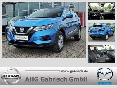 gebraucht Nissan Qashqai Visia Modellpflege div. Assistent System