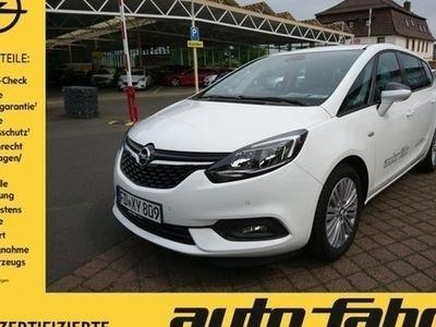 gebraucht Opel Zafira ON *Automatik* Sitz- & Lenkradheizung