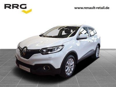 brugt Renault Kadjar 1.5 DCI 110 FAP EXPERIENCE ENERGY AUTOMAT