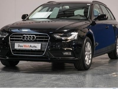 gebraucht Audi A4 Avant Attraction 2.0 TDI Multitronic XENON/SD