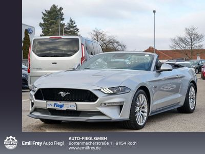 gebraucht Ford Mustang GT Mustang 5.0 Ti-VCT V8 Aut GT