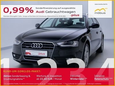 gebraucht Audi A4 Avant Attraction