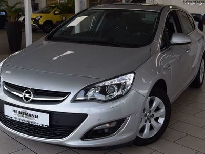 gebraucht Opel Astra 1.4 Turbo Navi-Parklenk-36Mon Garantie