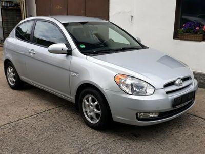 gebraucht Hyundai Accent 1.4 GL Klima Hu+Neu
