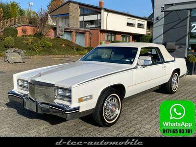 "gebraucht Cadillac Eldorado ""Biarritz"" Cabriolet*TOP Zustand*Originallack*V8"