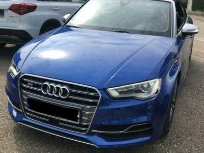 "gebraucht Audi S3 Cabriolet "" 2.0 TFSI+Sitzheizung+ Soundsystem+"""